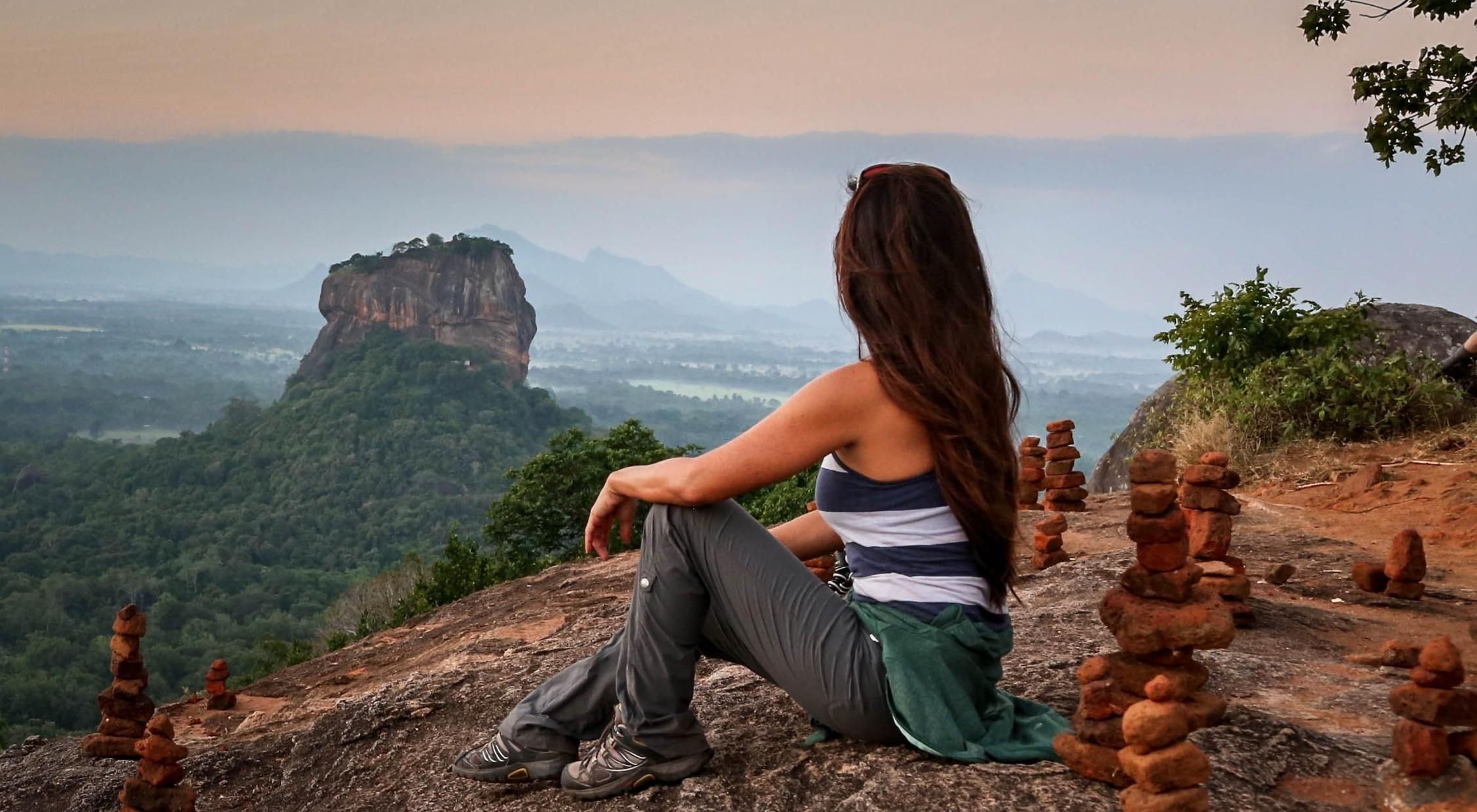 Visiting-Sigiriya-Sri-Lanka-An-early-morning