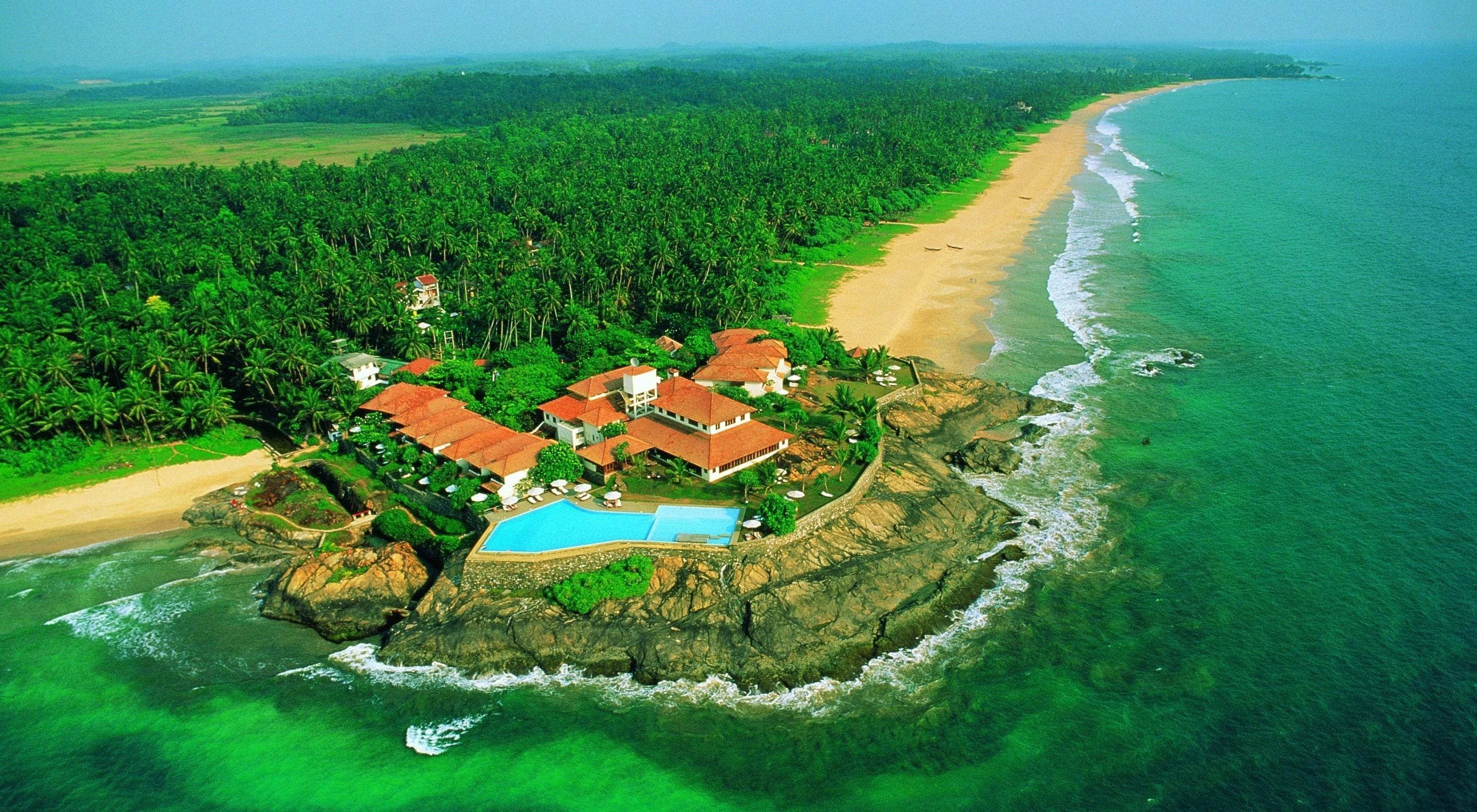 Bentota is a coastal town in Sri Lanka