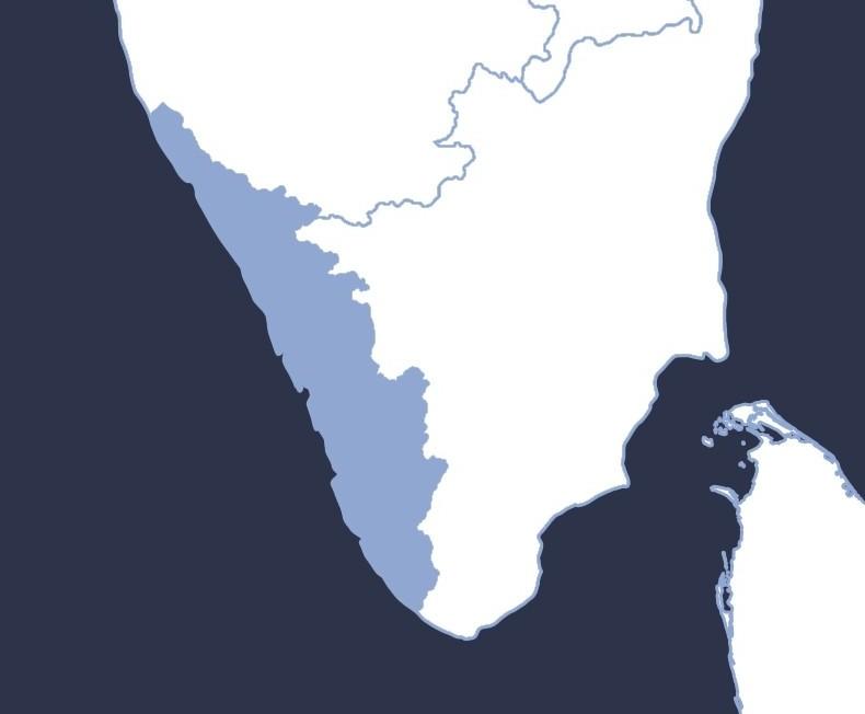 Maps Kerala