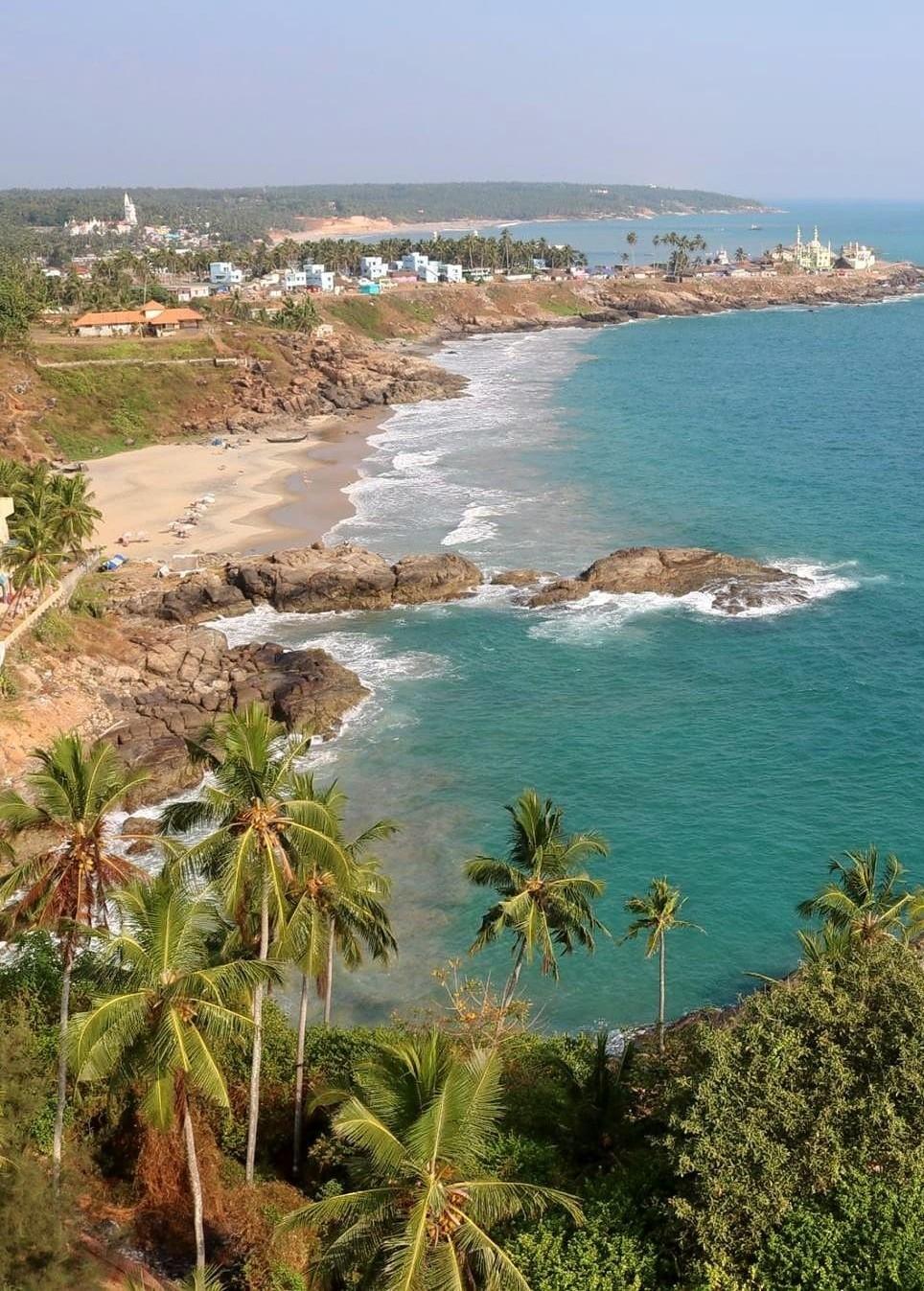 Kerala-Kovalam-Beach