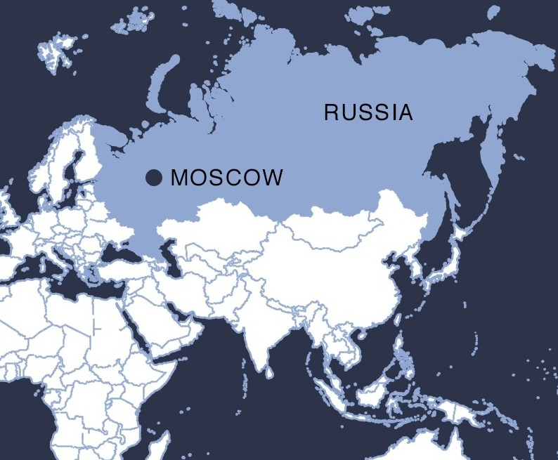 WC Maps Russia (Moscow)